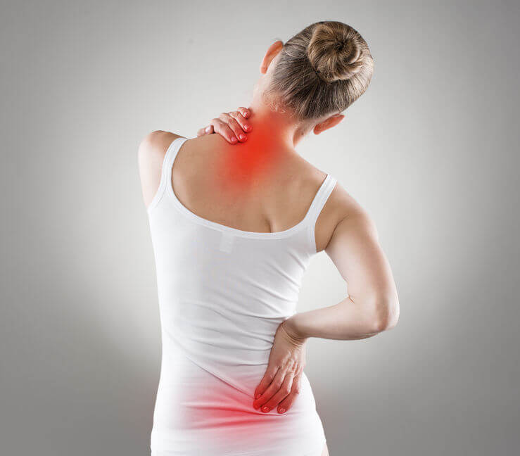 Treating Neck Pain with Acupuncture